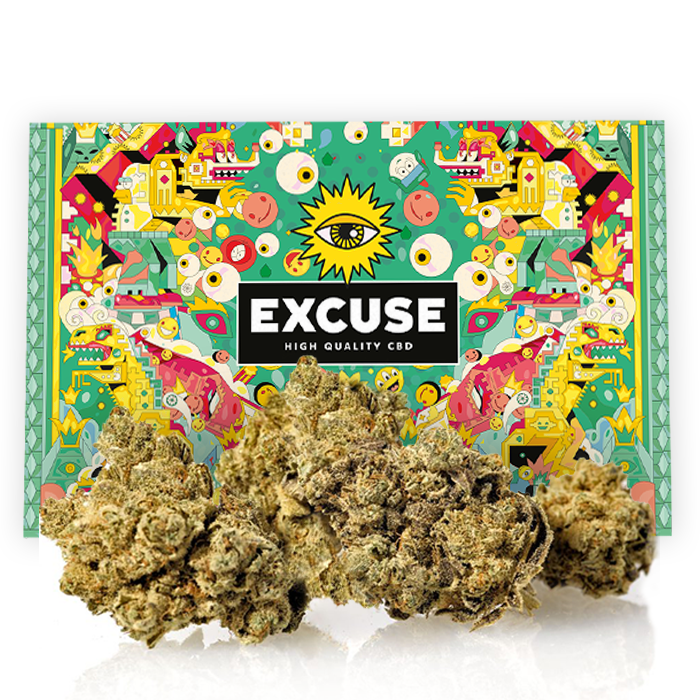 EXCUSE High Quality CBD