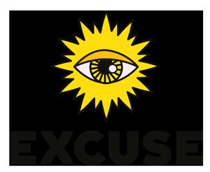 Logo EXCUSE CBD